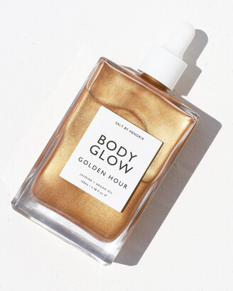 SALT BY HENDRIX Women's Gold Body Oil - Body Glow - Golden Hour - Size One Size, 100ml at The Iconic