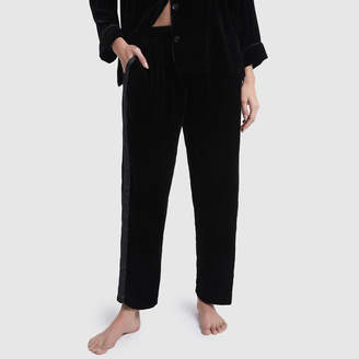 Sleepy Jones Marina Velvet Pants