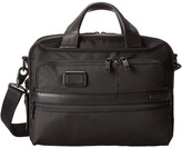 Tumi Alpha 2 - Small Screen Expandable Laptop Brief Computer Bags