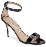Manolo Blahnik Women's 'Chaos' Ankle Strap Sandal