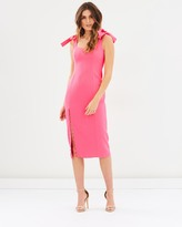 Rebecca Vallance Cortona Midi Dress