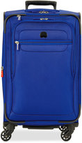 """Delsey Helium Fusion 21"""" Expandable Spinner Suitcase"""