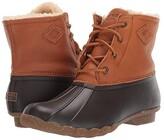 Sperry Saltwater Winter Lux (Tan) Women's Rain Boots
