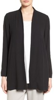 Eileen Fisher Women's Silk Kimono Jacket