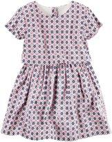 Carter's Floral Print Dress - Print - 3T