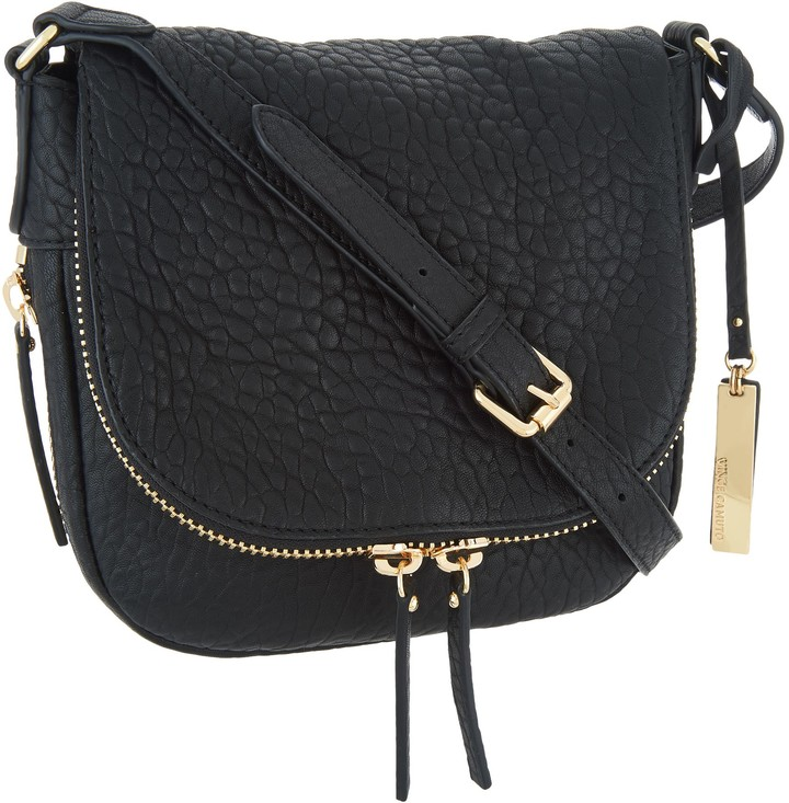 Vince Camuto Leather Crossbody Handbag - Bailey