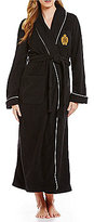 Lauren Ralph Lauren Dalton Fleece Shawl Collar Long Robe