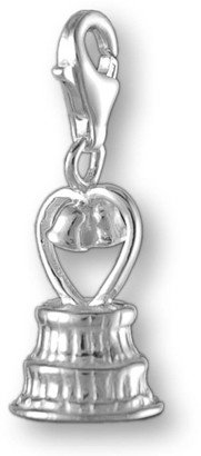 Melina Charms Wedding Cake Charm 925Sterling Silver