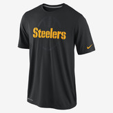 Nike Legend Football Icon (NFL Steelers) Men's T-Shirt