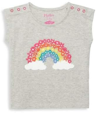Hatley Baby Girl's Magical Rainbow T-Shirt