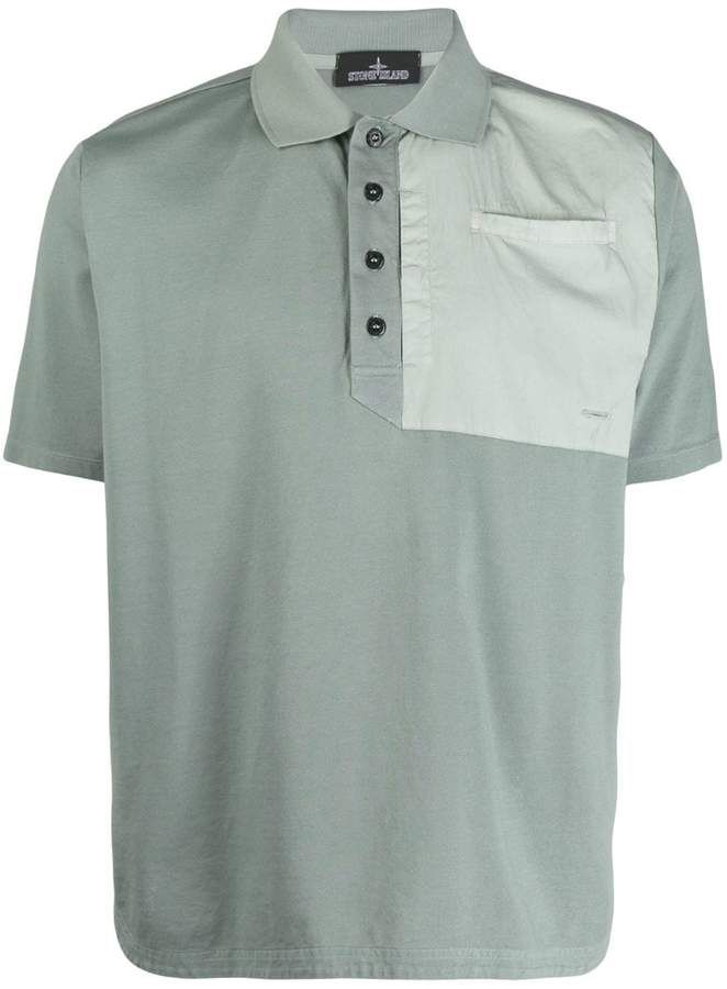 66fa744d543d Mens Panelled Polo Shirts - ShopStyle Canada