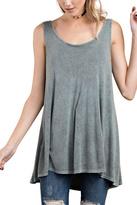Easel Soft Sleeveless Tunic