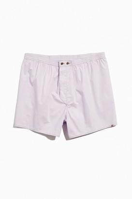 BDG Solid Woven Boxer Short