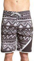 Quiksilver Men's 'Ag47 New Wave' Board Shorts