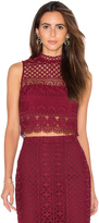 Bardot Calista Lace Top
