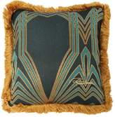 Roberto Cavalli Deco Jacquard Accent Pillow