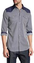 Diesel Sulro Long Sleeve Slim Fit Shirt