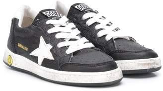Golden Goose Kids Ball Star low-top sneakers