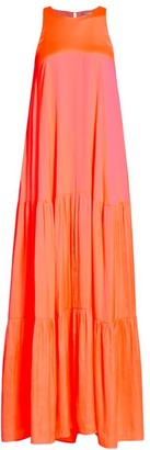 Essentiel Antwerp Tiered Maxi Dress