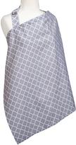 Trend Lab Paloma Gray Diamond Nursing Cover