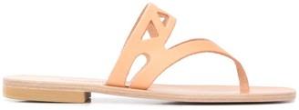 ZEUS + DIONE Doves sandals