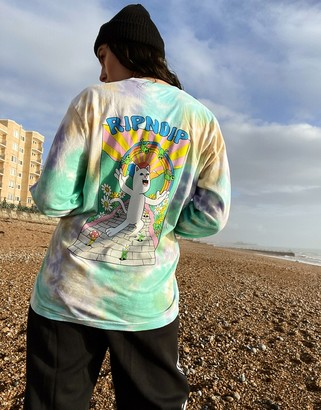 Ripndip Lucky Charms long-sleeved T-shirt in multi