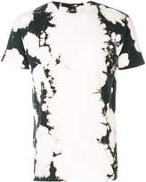 Les (Art)ists bleach dye T-shirt