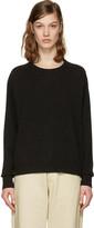 Isabel Marant Black Clash Open Back Pullover