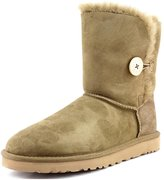 UGG Women's Bailey Button Sheepskin Boot Dry Leaf 9 M US