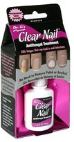 Dr. G's Clear Nail Antifungal Treatment, 0.6-Ounce Bottles (Pack of 2)