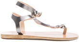 Ancient Greek Sandals Leather Ismene Sandals
