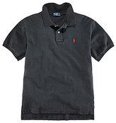Ralph Lauren Little Boys 2T-7 Classic Mesh Polo Shirt