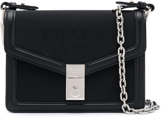 Prada Leather Satchel Bag