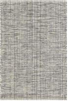 Dash & Albert Marled Woven Cotton Rug - Indigo - 76x244cm