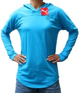 Puma Women's Lightweight Long Sleeve Hoodie - (Size -)