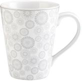 Mikasa Avery Floral Mug