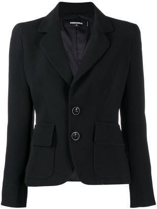 DSQUARED2 tailored classic blazer