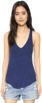 Feel The Piece Lilith Ribbed V Neck Tank