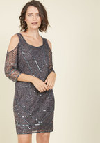 Pisarro Nights Resplendent Reveries Sequin Dress