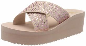 Flip*Flop Women's Wedgecross Crystal Wedge Sandal