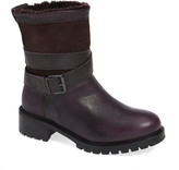 Ross & Snow Emilina Genuine Shearling Lined Weatherproof Bootie