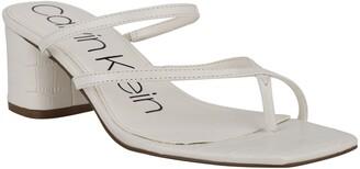 Calvin Klein Becca Strappy Sandal