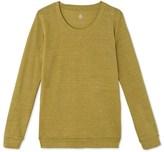 Petit Bateau Womens linen sweatshirt