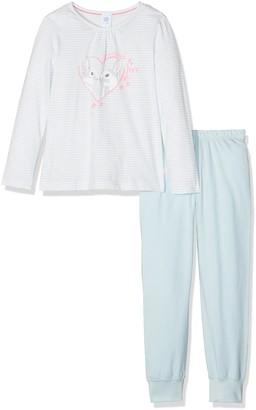 Sanetta Girls' 232073 Long Pyjama Sets