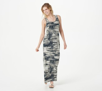 G.I.L.I. Got It Love It G.I.L.I. Regular Printed Tank Top Maxi Dress