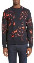 Paul Smith Men's Dancing Dice Sweatshirt