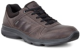 Ecco Dark Brown 'light Iv' Gortex Casual Sports Shoes