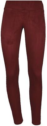 Me Moi Sueded Fashion Leggings