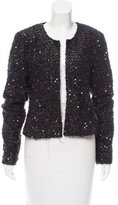 Balmain Embellished Evening Jacket