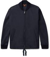 Barena - Woven Bomber Jacket